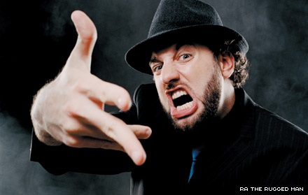 Ra The Rugged Man – February / March / May / August 2014